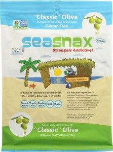 seaweed snak
